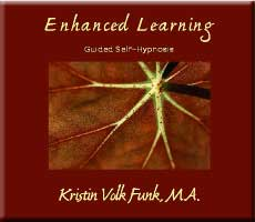 Enhanced Learning Hypnosis CD