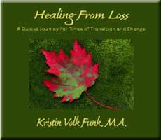 Healing From Loss Hypnosis CD